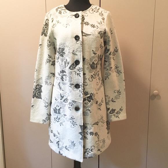 4c24a9426f14 Lucy & Laurel Jackets & Coats   Lucy Laurel Wool Blend Coat   Poshmark